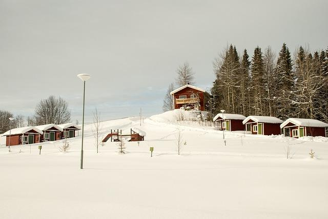 Åre i Jämtland